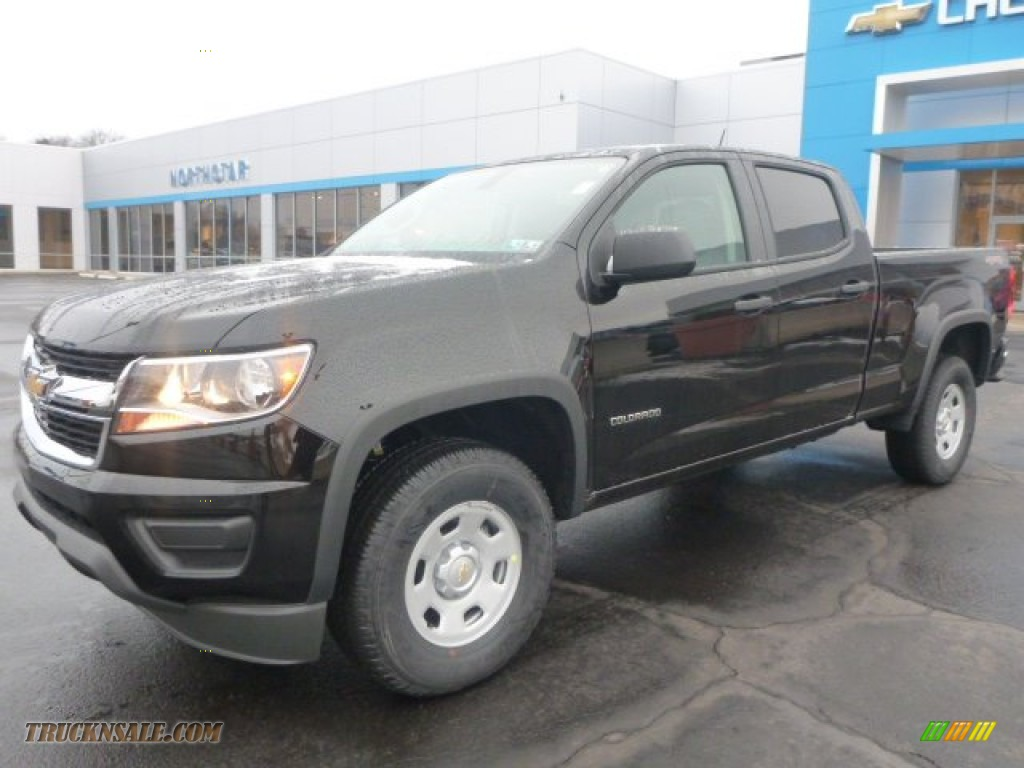 on 2015 chevy colorado extended cab interior