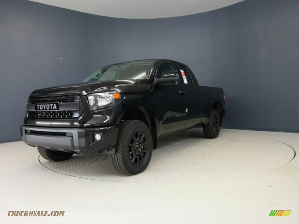 2015 Toyota Tundra Trd Pro Double Cab 4x4 In Black Photo 4 444789 Truck N Sale