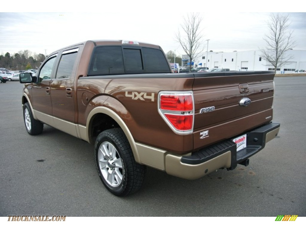 2012 ford f150 lariat supercrew 4x4 in golden bronze metallic photo 4 c68238 truck n 39 sale. Black Bedroom Furniture Sets. Home Design Ideas