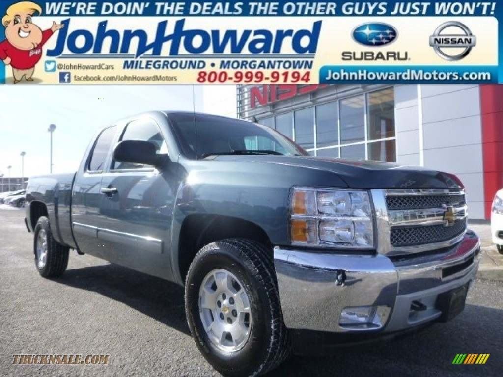2013 chevrolet silverado 1500 lt extended cab 4x4 in for Woodland motors used cars