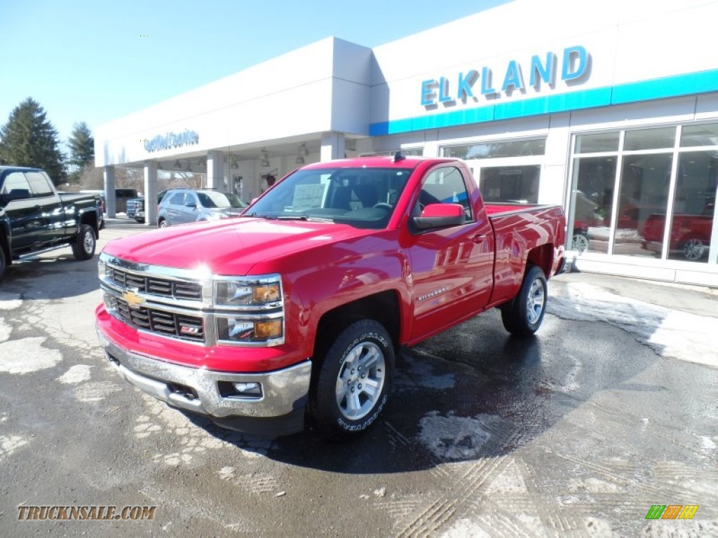 2015 chevrolet silverado 1500 lt z71 double cab 4x4 in victory red photo 2 243322 truck n 39 sale. Black Bedroom Furniture Sets. Home Design Ideas
