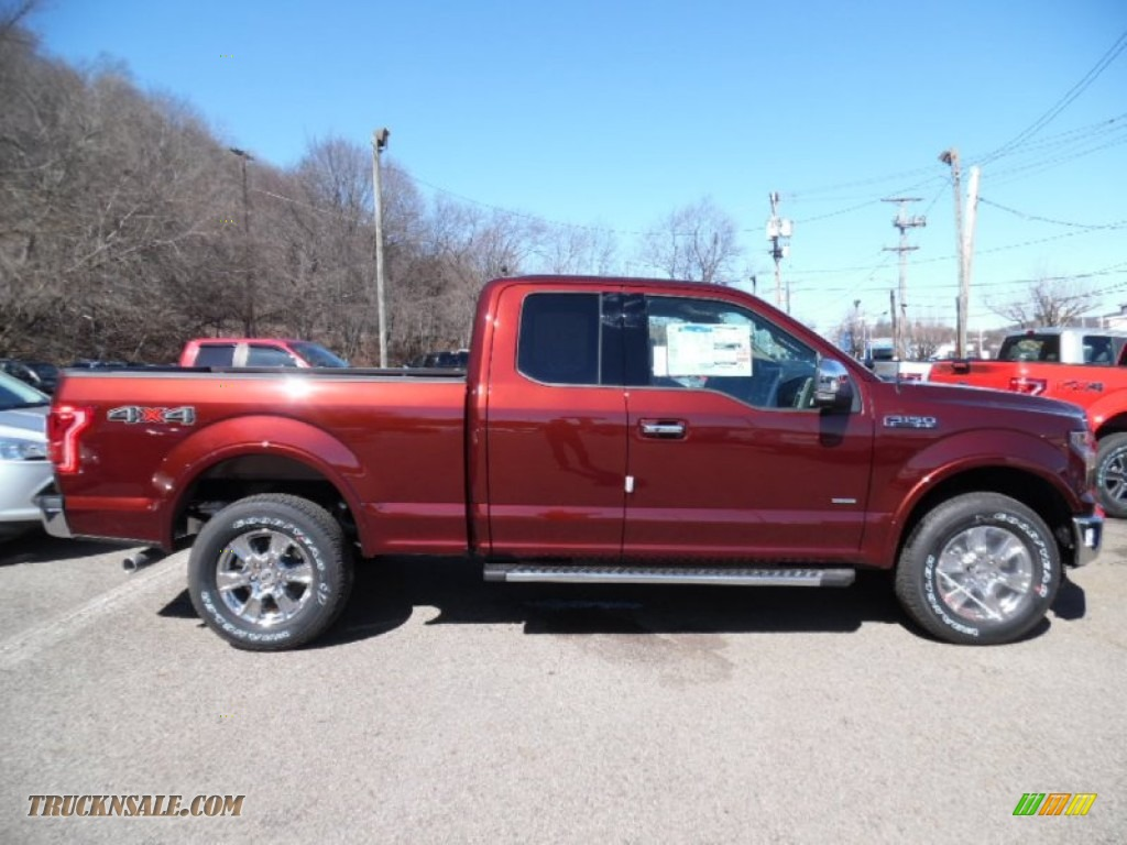 ford f xlt supercab x in bronze fire metallic a bronze fire metallic medium light camel ford f150 xlt supercab 4x4