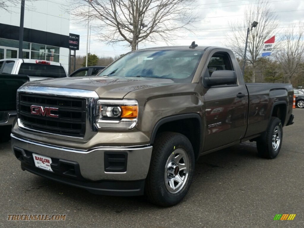 2015 gmc sierra 1500 regular cab 4x4 in bronze alloy metallic 260301 truck n 39 sale. Black Bedroom Furniture Sets. Home Design Ideas