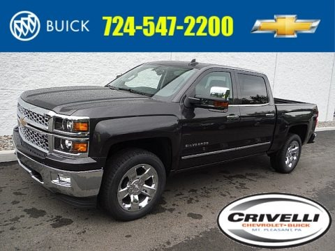 Chevrolet Silverado 1500 Ltz Crew Cab 4x4 Trucks For Sale