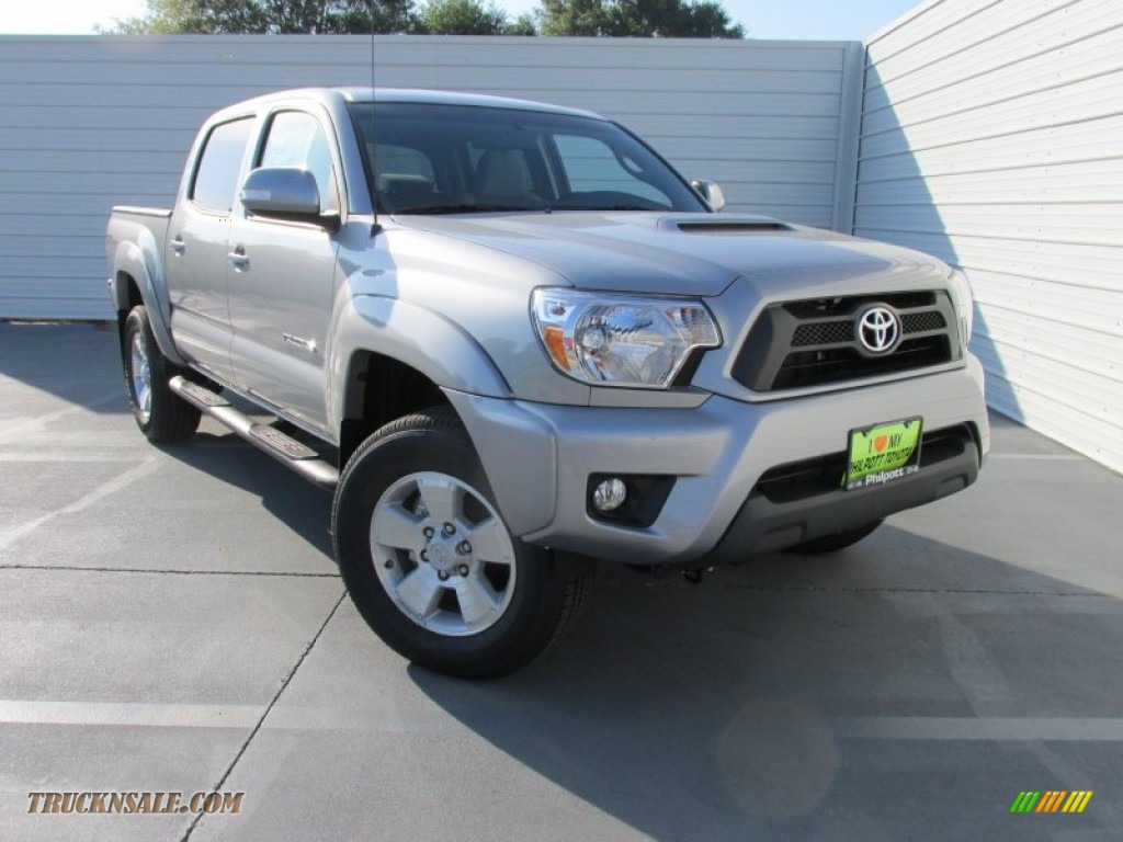 2015 toyota tacoma v6 prerunner double cab in silver sky metallic 088553 truck n 39 sale. Black Bedroom Furniture Sets. Home Design Ideas