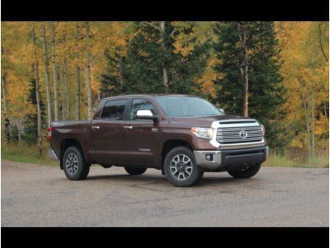 Sunset Bronze Mica 2014 Toyota Tundra Limited Crewmax 4x4