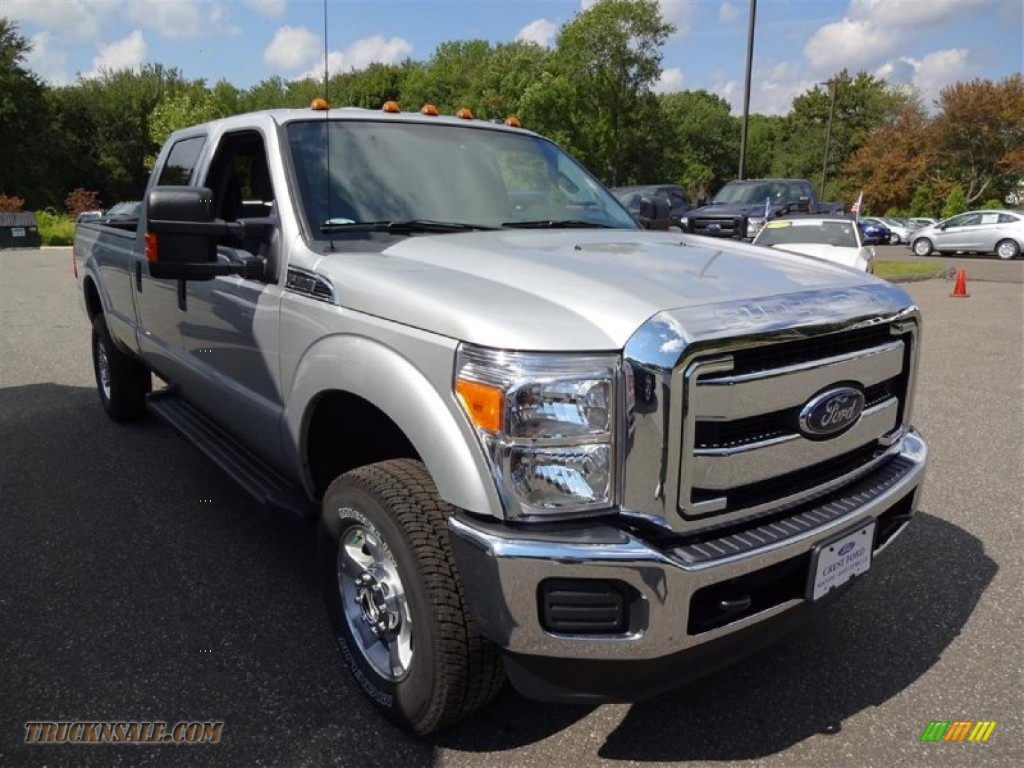 2016 ford f350 super duty xlt crew cab 4x4 in ingot silver metallic a68468 truck n 39 sale. Black Bedroom Furniture Sets. Home Design Ideas