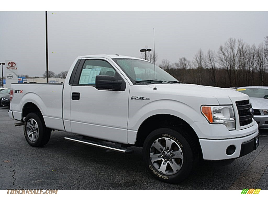 2013 ford f150 stx regular cab in oxford white photo 21 c09608 truck n 39 sale. Black Bedroom Furniture Sets. Home Design Ideas