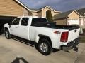 GMC Sierra 2500HD SLT Crew Cab 4x4 Summit White photo #2