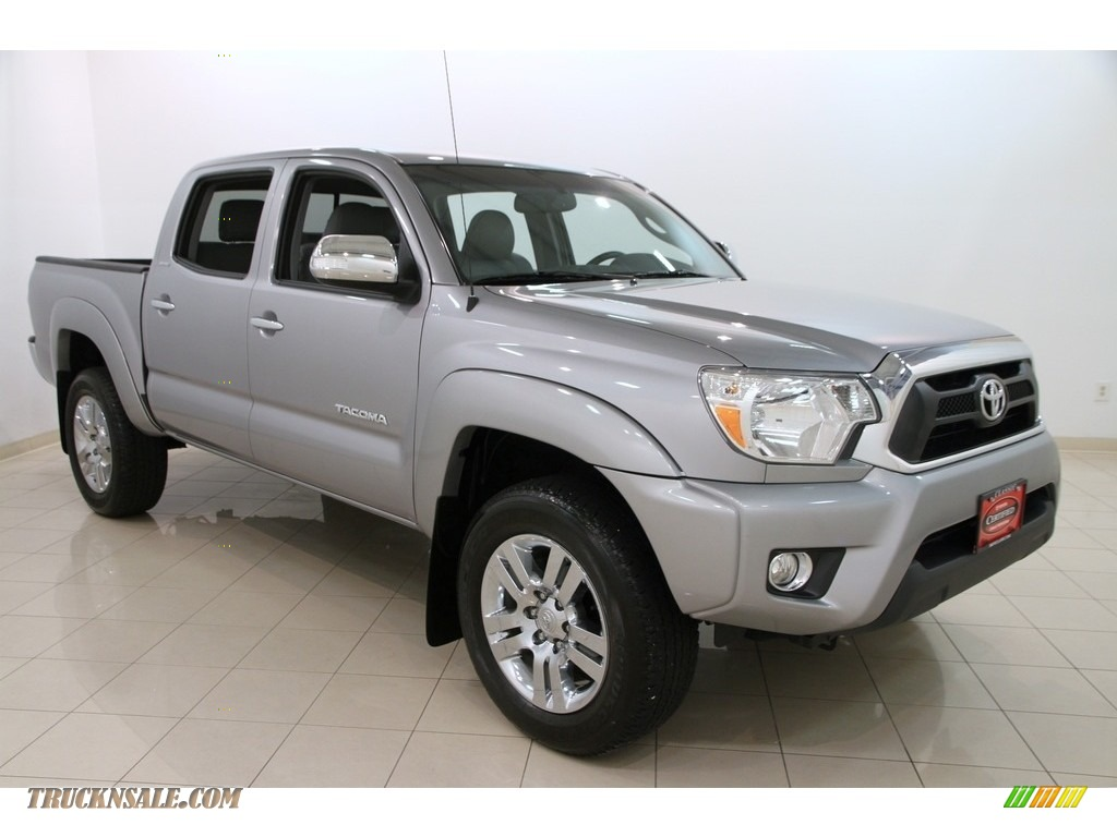 2015 toyota tacoma v6 double cab 4x4 in silver sky metallic 167256 truck n 39 sale. Black Bedroom Furniture Sets. Home Design Ideas