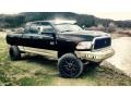 Dodge Ram 2500 HD Laramie Longhorn Mega Cab 4x4 Rugged Brown Pearl photo #1