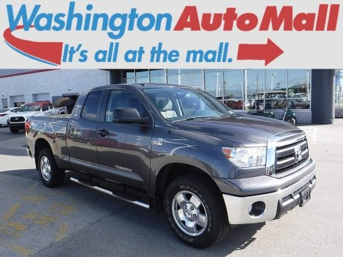 Magnetic Gray Metallic 2013 Toyota Tundra TRD Double Cab 4x4