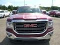 GMC Sierra 1500 SLE Double Cab 4WD Crimson Red Tintcoat photo #11