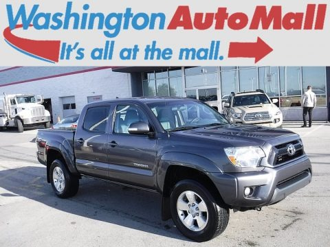 2011 Toyota Tacoma V6 Trd Sport Double Cab 4x4 In Magnetic
