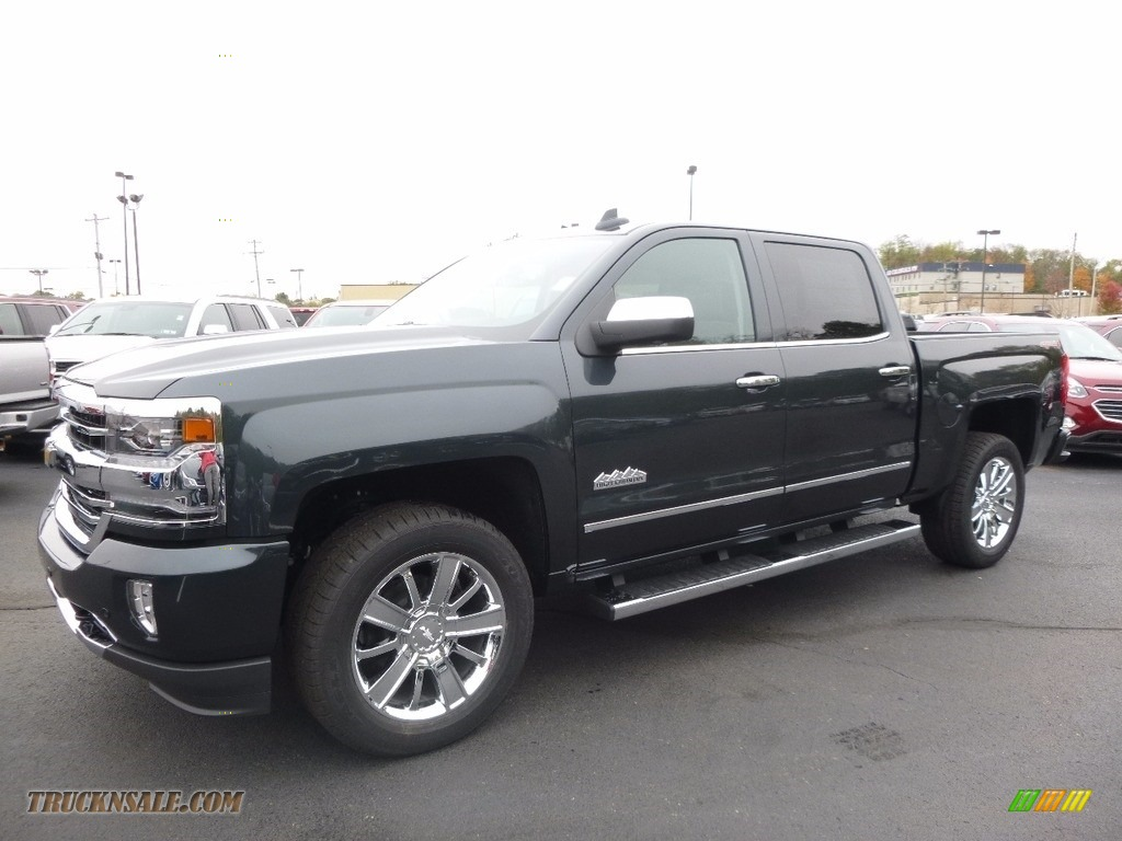 2017 Chevrolet Silverado 1500 High Country Crew Cab 4x4 In