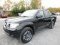 Nissan Frontier Pro-4X Crew Cab 4x4 Magnetic Black photo #12