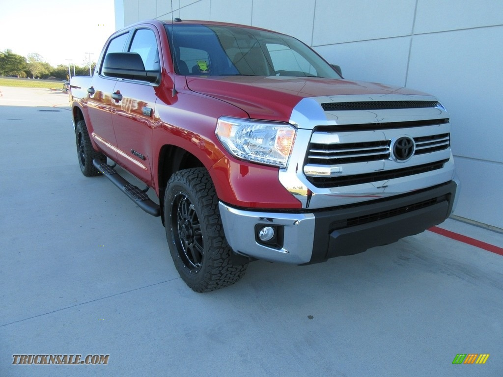 2017 toyota tundra sr5 crewmax 4x4 in barcelona red metallic photo 19 605343 truck n 39 sale. Black Bedroom Furniture Sets. Home Design Ideas