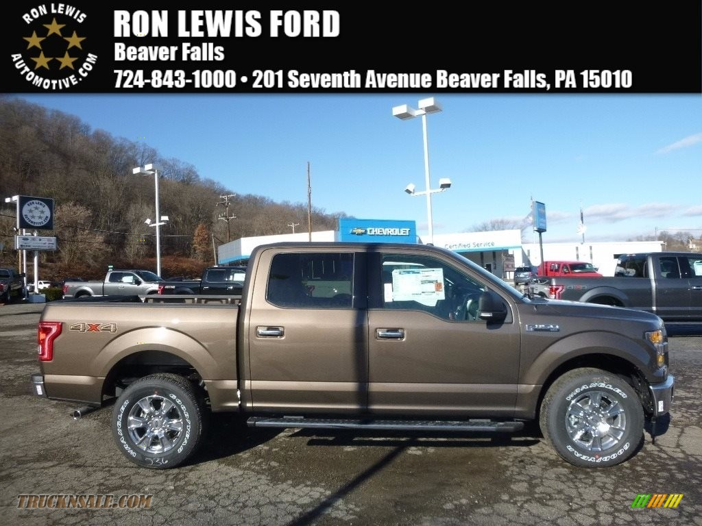ford f xlt supercrew x in caribou a truck n caribou earth gray ford f150 xlt supercrew 4x4