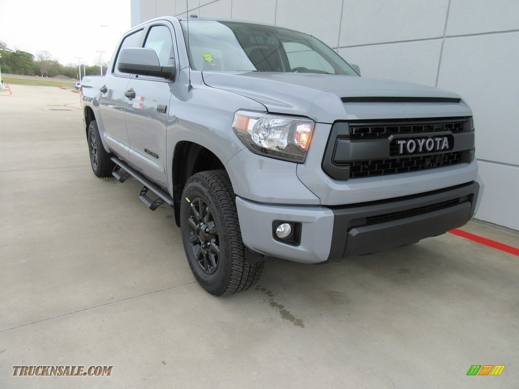 2017 toyota tundra trd pro double cab 4x4 in cement 615727 truck n 39 sale. Black Bedroom Furniture Sets. Home Design Ideas