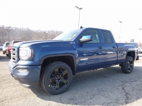 2017 GMC Sierra 1500 Elevation Edition Double Cab 4WD in ...