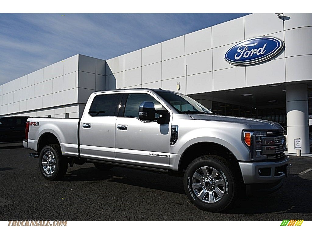 2017 ford f250 super duty platinum crew cab 4x4 in ingot silver c37008 truck n 39 sale. Black Bedroom Furniture Sets. Home Design Ideas