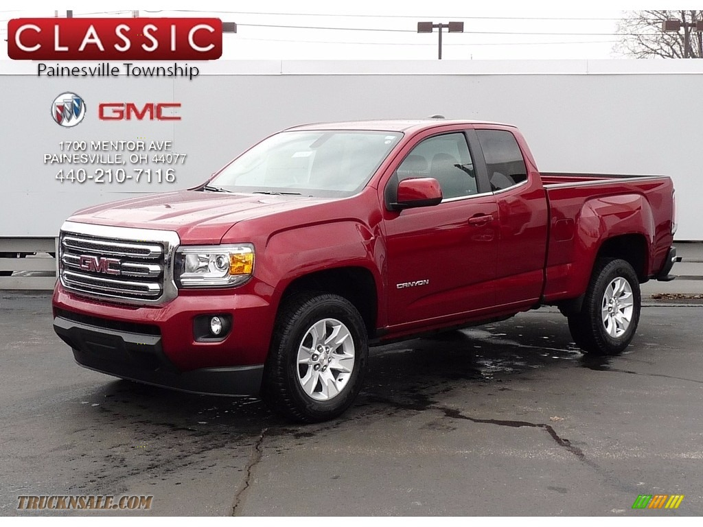 2018 gmc red quartz tintcoat.  red red quartz tintcoat  jet black gmc canyon sle extended cab inside 2018 gmc red quartz tintcoat t