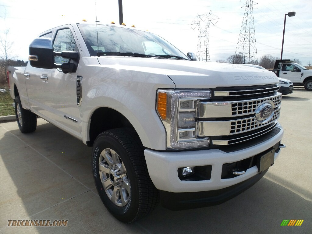 2017 ford f250 super duty king ranch crew cab 4x4 in white platinum c75385 truck n 39 sale. Black Bedroom Furniture Sets. Home Design Ideas