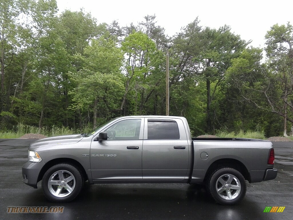2012 dodge ram 1500 st crew cab 4x4 in bright silver for Steve white motors inc