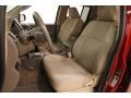 Nissan Frontier SV Crew Cab 4x4 Red Brick photo #7