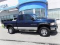 Dodge Ram 2500 SLT Quad Cab 4x4 Patriot Blue Pearl photo #2