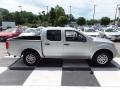 Nissan Frontier SV Crew Cab Brilliant Silver photo #3
