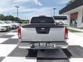Nissan Frontier SV Crew Cab Brilliant Silver photo #4