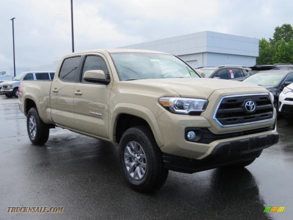 2017 toyota tacoma sr5 double cab 4x4 in quicksand 019939 truck n 39 sale. Black Bedroom Furniture Sets. Home Design Ideas