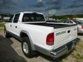 Dodge Dakota SLT Quad Cab 4x4 Bright White photo #4