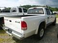 Dodge Dakota SLT Quad Cab 4x4 Bright White photo #6