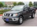 Nissan Frontier SE V6 King Cab Super Black photo #3