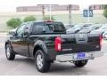 Nissan Frontier SE V6 King Cab Super Black photo #5