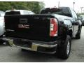 GMC Canyon Extended Cab Onyx Black photo #2