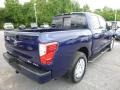 Nissan Titan SV Crew Cab 4x4 Deep Blue Pearl photo #8