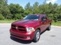 Dodge Ram 1500 ST Quad Cab Deep Cherry Red Crystal Pearl photo #2