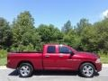 Dodge Ram 1500 ST Quad Cab Deep Cherry Red Crystal Pearl photo #5