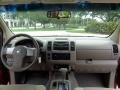 Nissan Frontier SE Crew Cab 4x4 Red Brawn photo #7