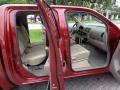 Nissan Frontier SE Crew Cab 4x4 Red Brawn photo #25