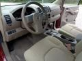 Nissan Frontier SE Crew Cab 4x4 Red Brawn photo #26