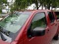 Nissan Frontier SE Crew Cab 4x4 Red Brawn photo #42