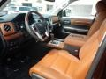 Toyota Tundra 1794 CrewMax 4x4 Sunset Bronze Mica photo #3