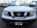 Nissan Frontier S King Cab Avalanche White photo #28