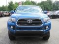 Toyota Tacoma SR5 Access Cab Blazing Blue Pearl photo #2