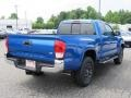 Toyota Tacoma SR5 Access Cab Blazing Blue Pearl photo #6