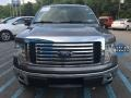 Ford F150 XLT SuperCab 4x4 Sterling Grey Metallic photo #2